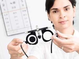 Диагностические мероприятия перед лазерной коррекцией зрения