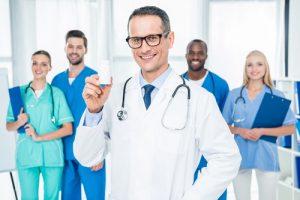 Высокий профессионализм врачей